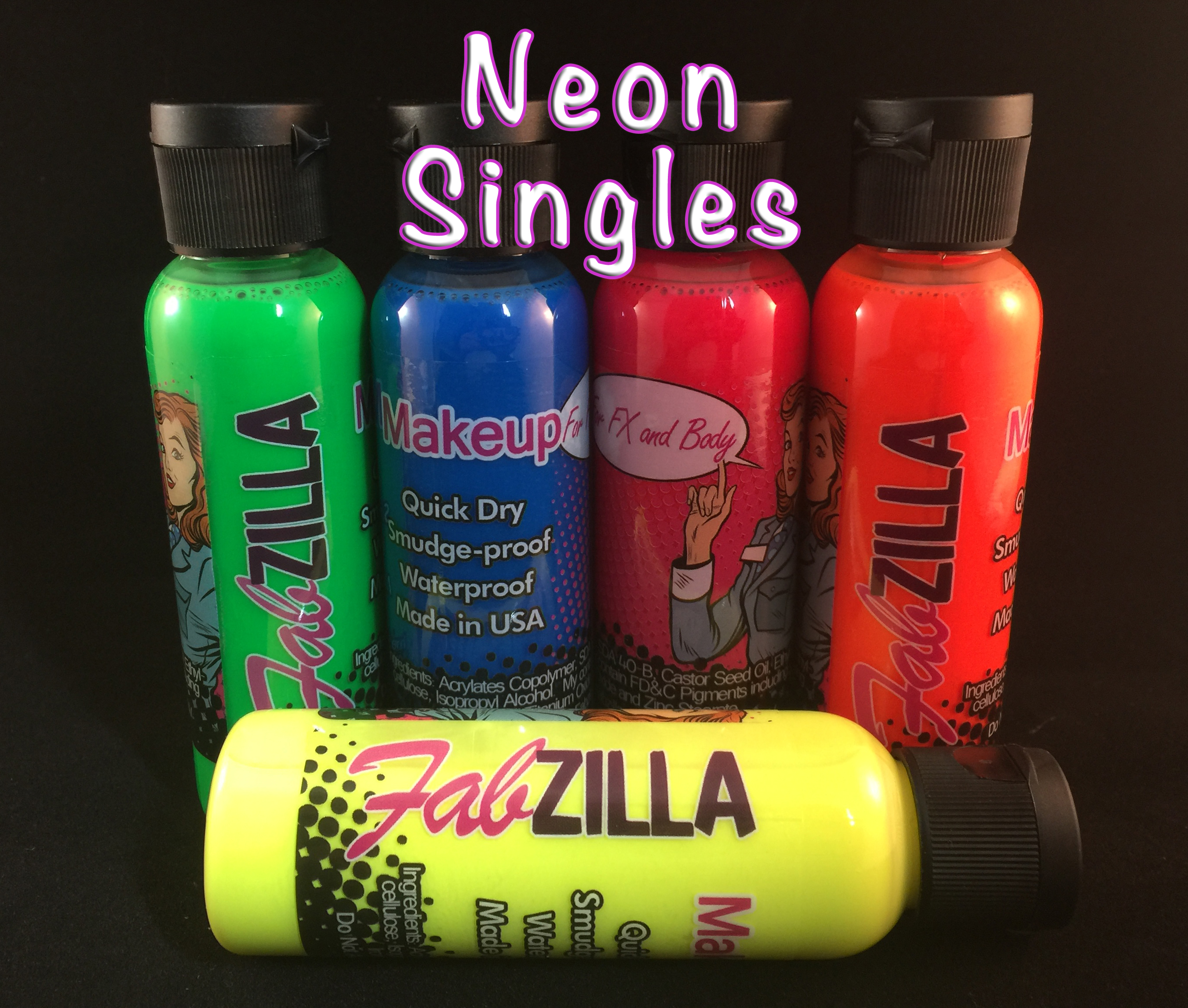 neon single personals Single action air brushes  popular colored pencils are available in more places in the us than any other colored  pencil neon yellow pc1035 quick ship: $2.